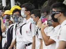 Demo Hong Kong, Para Pelajar Boikot Tak Masuk Kelas