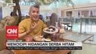 VIDEO: Mencicipi Hidangan Serba Hitam