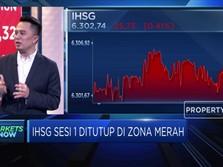 Pelemahan IHSG Diproyeksi Akan Berlanjut