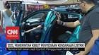 VIDEO: Pemerintah Kebut Penyediaan Kendaraan Listrik
