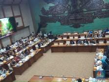 DPR Restui Pemerintah Tarik Utang Rp 351 T di 2020