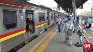 KRL Bogor dan Bekasi Cuma Sampai Manggarai Hingga 23 Februari
