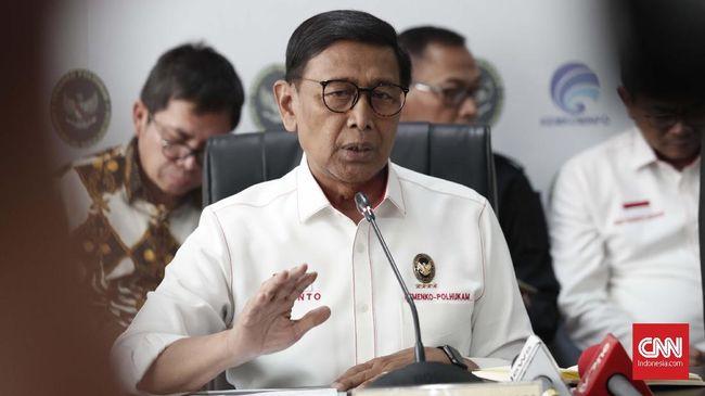 Wiranto Tak Mau Ulas Lagi Pertemuan Jokowi dan Tokoh Papua
