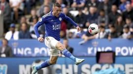 Vardy Samai Rekor Apik Nistelrooy di Liga Inggris