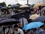 Hong Kong Berpotensi Adem, Bursa Asia Kompak Menghijau