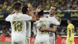 Perez Sebut Madrid Kehilangan Rasa Lapar