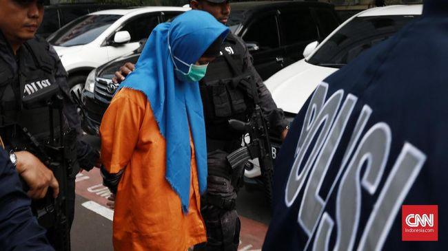 Aulia Sempat Layani 'Jatah Mingguan' Sebelum Bunuh Suami
