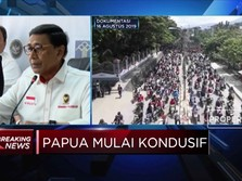 Wiranto Pastikan Papua Mulai Kondusif
