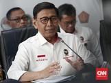 Wiranto soal UU KPK: Jangan Sebut Presiden Ingkar Janji