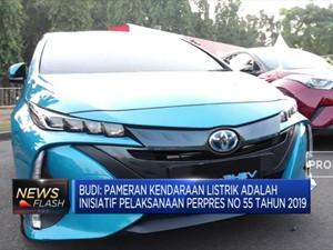 Pemerintah Mulai Kampanyekan Mobil Listrik