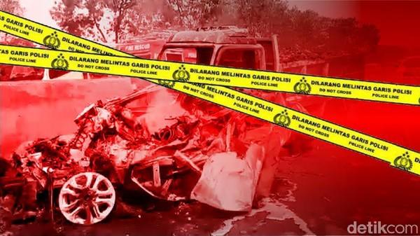Kecelakaan Maut di Cipularang