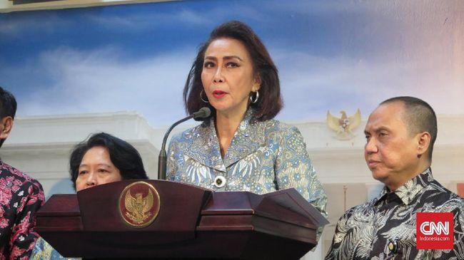 Pansel Klaim Jokowi Setuju 10 Nama Capim KPK