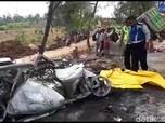 Polisi: Sopir Penyebab Kecelakaan Maut Tol Cipularang Tewas