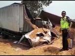 Polisi Tetapkan 2 Tersangka Kecelakaan Maut di Tol Cipularang