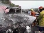 Kecelakaan Maut Tol Cipularang, Ini Kata Kemenhub