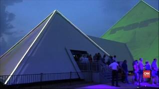 VIDEO: Sentuhan 'Teknologi' di Sirkus Akrobat Kanada
