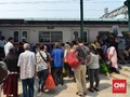Ada Perbaikan Listrik di Manggarai, Perjalanan KRL Terganggu