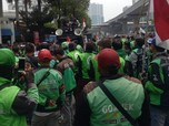 Gegara Bos Taksi Malaysia, Driver Gojek Demo Kedubes Malaysia
