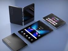 Samsung Galaxy Fold 2 Mulai Diproduksi, Rilis Agustus 2020?