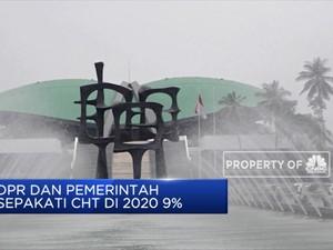 DPR Sepakati Cukai Tembakau 9%
