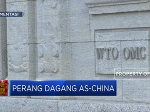Makin Panas! China Gugat AS Ke WTO