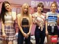 Tatapan Mata ReVeluv Indonesia yang 'Lelehkan' Red Velvet
