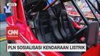 VIDEO: PLN Sosialisasi Kendaraan Listrik
