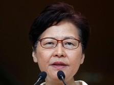Benarkah Pemimpin Hong Kong Ajukan Pengunduran Diri ke China?
