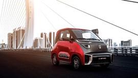 Wuling Bawa Mobil Listrik Baru ke Indonesia