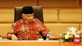 Dahniel Sebut Amien Rais Tak Masalahkan Prabowo Bantu Jokowi