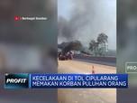 Kemenhub Berikan Alasan Penyebab Kecelakaan di Tol Cipularang