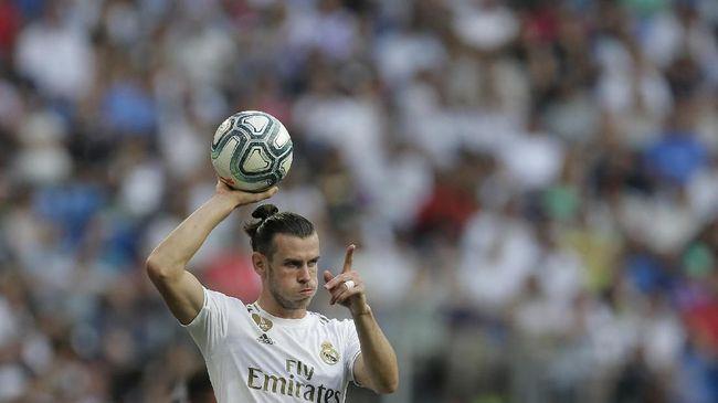 Bale Cetak Gol, Madrid ke Babak 16 Besar Copa del Rey