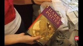 VIDEO: Sekolah Amerika Buang Buku 'Harry Potter'