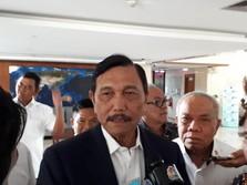 Menko Luhut : Jokowi Tak Mungkin Asal Pilih Menteri!
