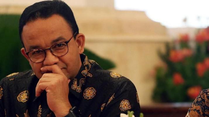 Resmi! Anies Terima Surat Gerindra-PKS Soal Pengganti Sandi