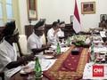 Jokowi Ajak Warga Yapen dan Nduga Papua Makan Siang di Istana