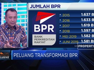 Dorong Pertumbuhan, BPR Buka Peluang Konsolidasi