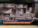 Sejarah Pelopor Mobil Hybrid, Porsche