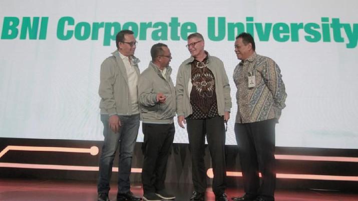 BNI Selenggarakan Corporate University dan BNI Smarter