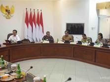 Siapa Menteri yang Janji Nih? Jokowi Tagih Peta Industri 4.0