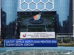 Presiden Jokowi Di Balik Bongkar Pasang Bos BUMN