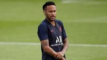 Neymar Masih Pendam Hasrat Berseragam Barcelona