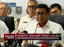 Wiranto Tegaskan tidak ada Ruang untuk Referendum di Papua!