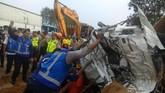 Semua korban kecelakaan di Tol Cipularang langsung dilarikan ke rumah sakit di Purwakarta. Setidaknya ada tiga rumah sakit rujukan yakni RS Bayu Asih, RS MH Thamrin, dan RS Siloam Purwakarta. (ANTARA FOTO/Ibnu Chazar)