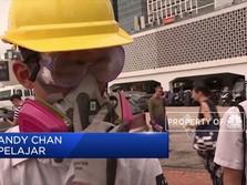 Pekerja Medis & Pelajar Hong Kong Kecam Tindakan Aparat
