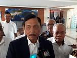 Luhut: Tak Ada Salah di Jokowi, Pimpinan Negara Beri Pujian