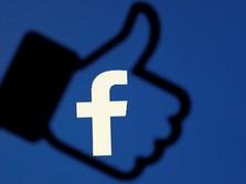 Lawan Hoax, 3,2 Miliar Akun Facebook Dihapus Mark Zuckerberg