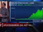 Rumor Jual Aset Mall, Saham APLN Melesat 32%