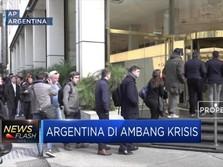 Nilai Peso Jatuh, Argentina Diambang Krisis