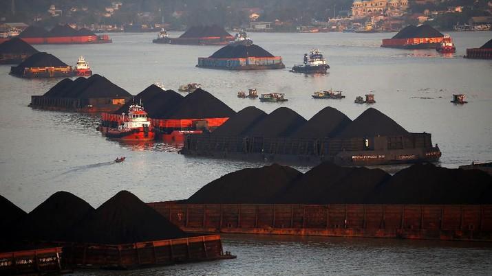 Masih belum ada sentimen yang cukup kuat untuk membuat harga batu bara kembali melesat naik.